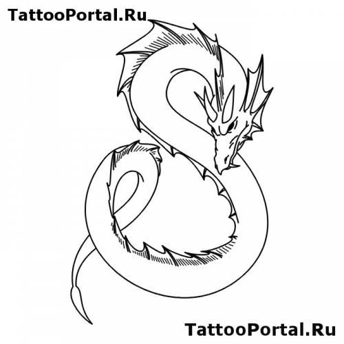 Drakon003tattooportal ru